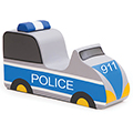 NOVUM® Emergency Vehicle Childrens Seats - Police Car