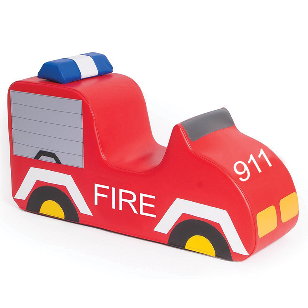 NOVUM® Emergency Vehicle Childrens Seats - Fire Engine