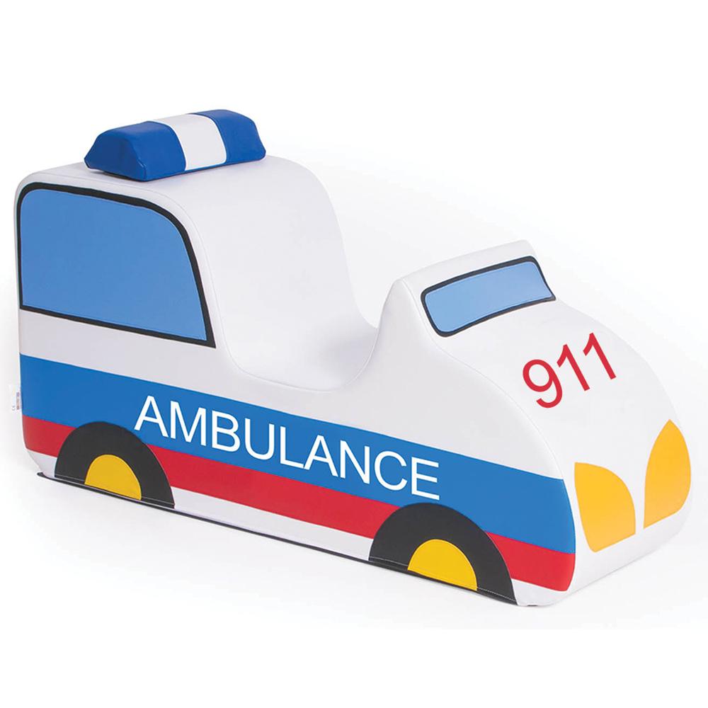 NOVUM® Emergency Vehicle Childrens Seats - Ambulance