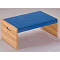 HABA® Play Trapeze Bench - Small Rectangle Bench