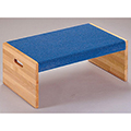 HABA® Play Trapeze Bench - Large Rectangle Bench