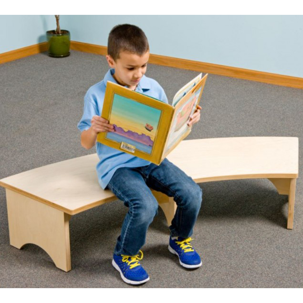 Gressco Reading Retreat Bench