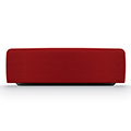MooreCo® Dot Soft Seating - Flat Base, Vinyl