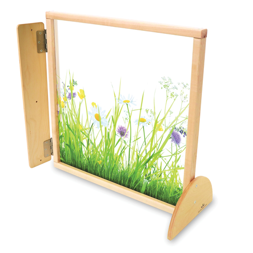 "Whitney Brothers®  Nature View Room Divider Panel 24""W"