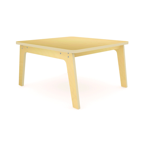 """Whitney Brothers®  Plus Square Table 20""""H"""