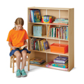 Jonti-Craft® Young Time® Adjustable Shelf Bookcases - 3 Shelf