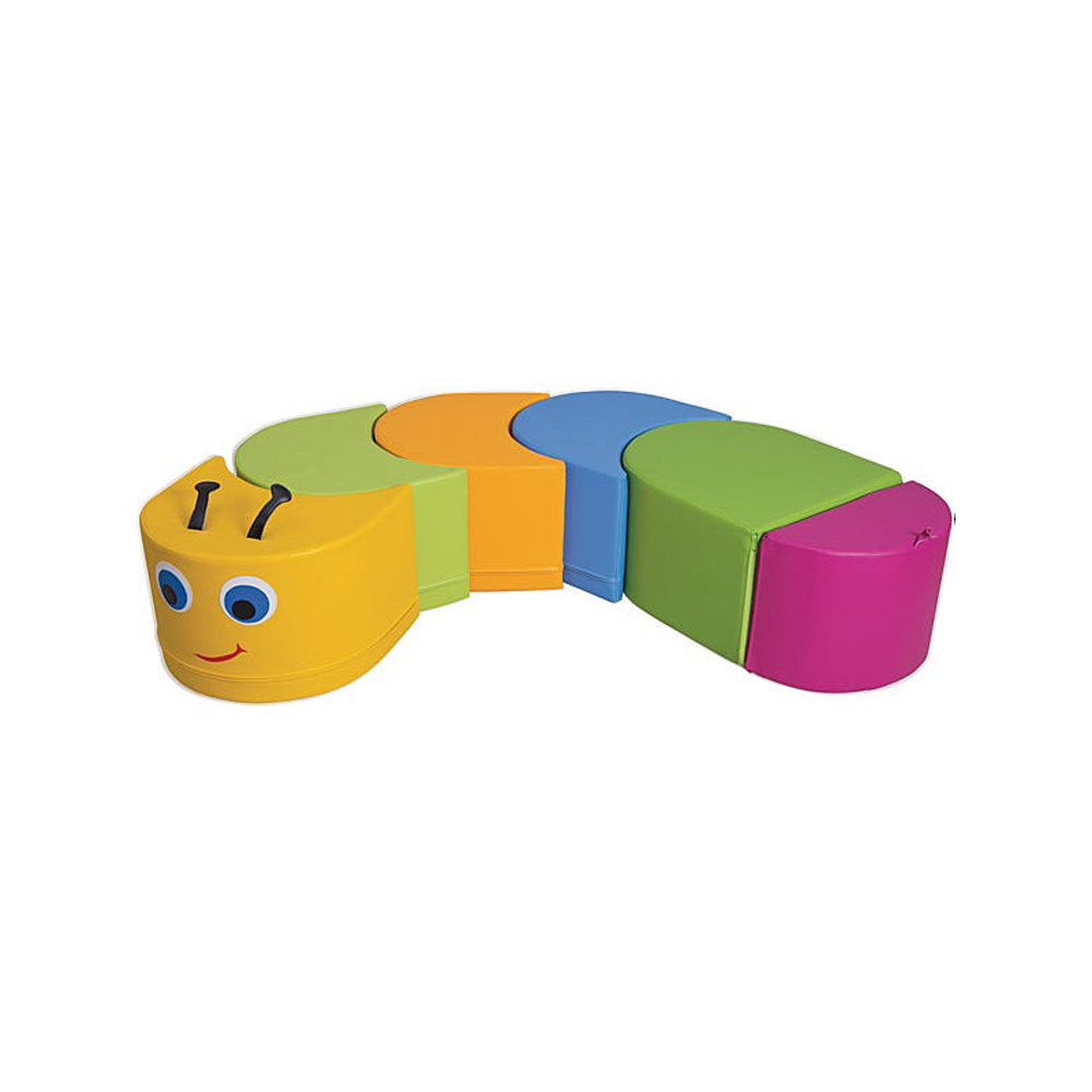 Gressco Happy Caterpillar Seat Set