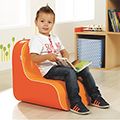 WESCO® Tic Tac Low Chair