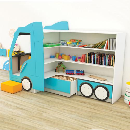 Novum® Truck Cabinet - Left Cabin