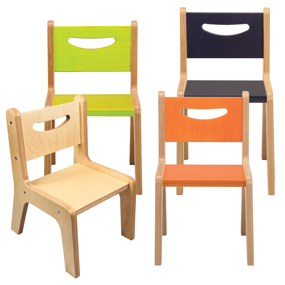 Whitney Brothers®  Plus Chairs - Green