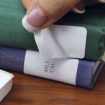 Fabric Labels- 7/8H x 1-1/4W (500/Roll)