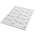 Laser & Inkjet Book Platelets - In Memory of (corners), 100/Pkg