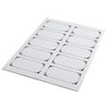 Laser & Inkjet Book Platelets - Border, 100/Pkg