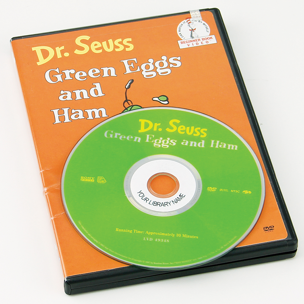 CD-DVD Hub Labels