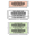 TLS™ Digital Laminated Bar Code Labels