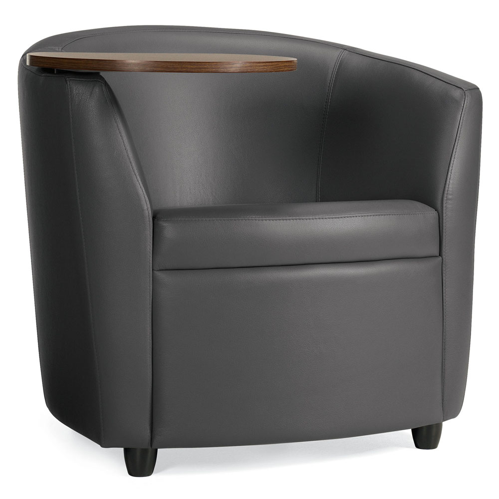 GLOBAL Sirena™ Lounge Seating - Lounge Chair with Tablet Free Shipping!