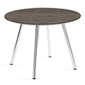GLOBAL Wind™ Lounge Seating - 24 in. Round End Table