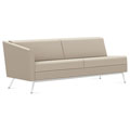 GLOBAL Wind™ Linear Lounge Seating - Right Arm Sofa
