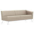 GLOBAL Wind™ Linear Lounge Seating - Left Arm Sofa