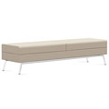 GLOBAL Wind™ Linear Lounge Seating - Bench