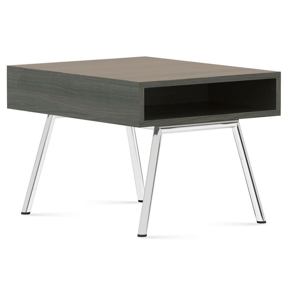 GLOBAL Wind™ Linear Lounge Seating - Rectangle Side Table