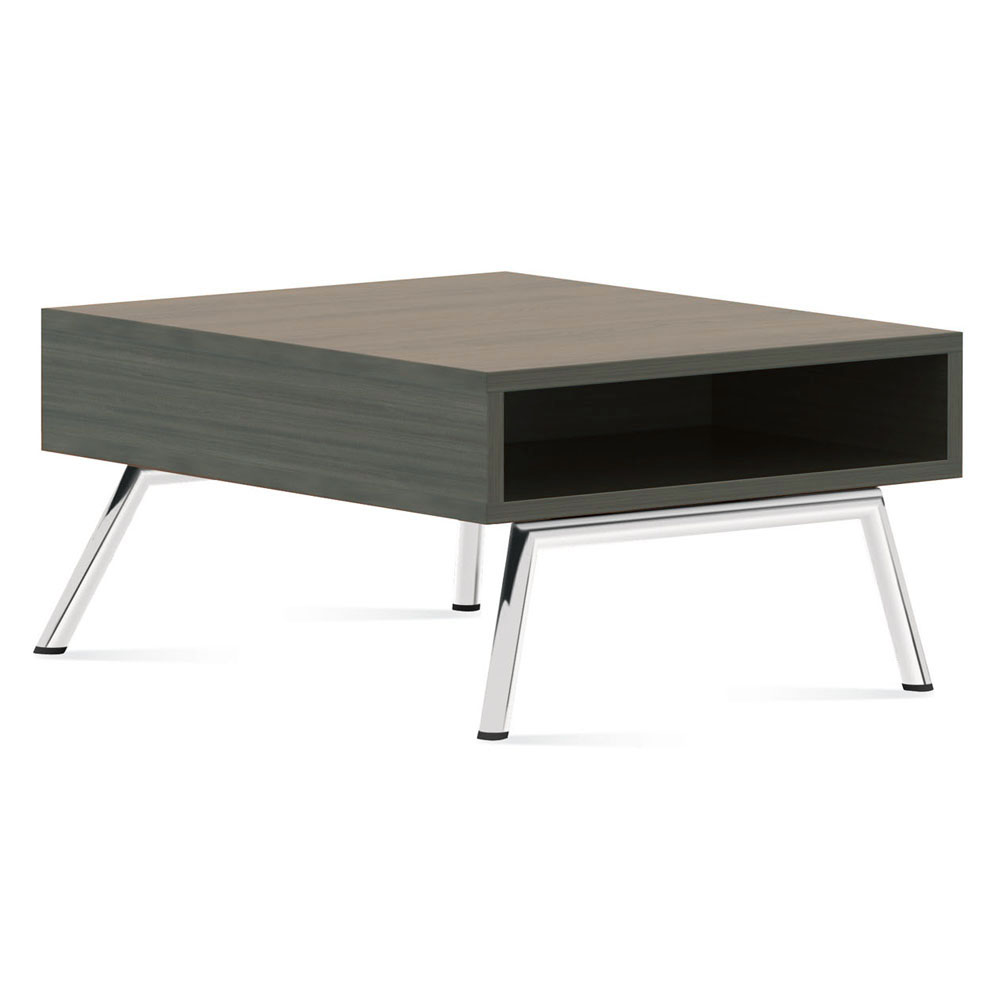 GLOBAL Wind™ Linear Lounge Seating - Low Side Table