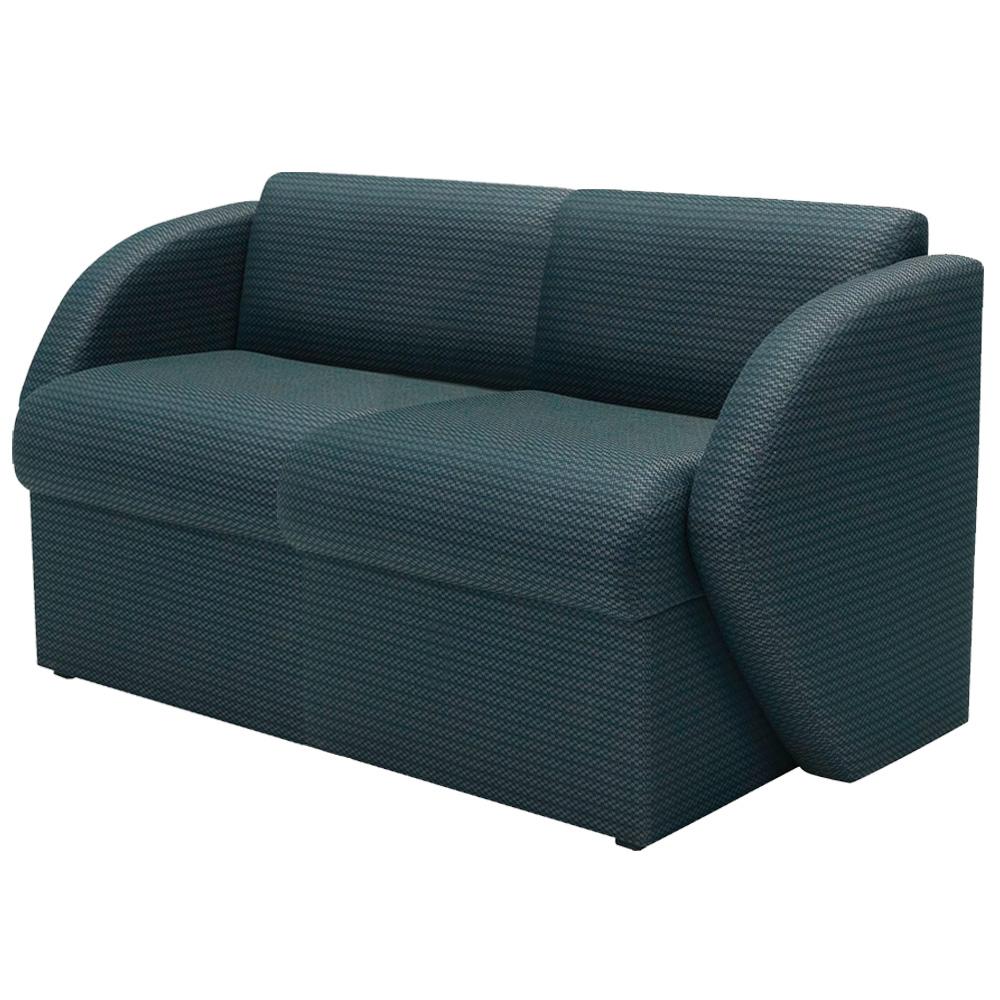 HPFI® STEPS Modular Lounge Seating - Loveseat, Fabric