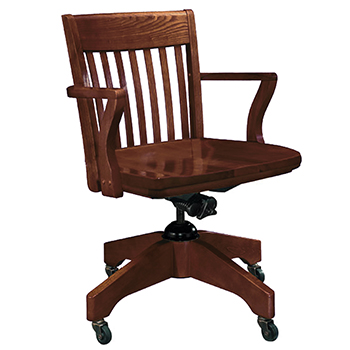 Exceptionnel COMMUNITY Americana Library Chair   Americana On Wheels