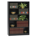 tennsco™ Bookcase Library Shelving - 60H x 38W x 12D Starter