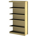 tennsco™ Bookcase Library Shelving - 60H x 38W x 12D Adder