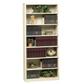 tennsco™ Bookcase Library Shelving - 84H x 38W x 12D Starter