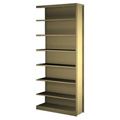 tennsco™ Bookcase Library Shelving - 84H x 38W x 12D Adder