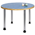 Atlantis™ Library Table - 29H x 42 Diameter