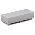 Russwood® Palette™ Soft Lounge Seating - Rectangle Ottoman