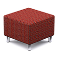 Russwood® Palette™ Soft Lounge Seating - Square Seat