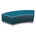 Russwood® Nook Bench W/O Backrest - 16H x 58W x 24D, Vinyl
