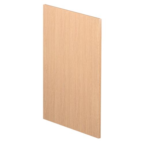 "Nautilus™ Wood Circulation Desk - 39""H x 1""W x 30""D End Panel"
