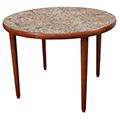 Nautilus™ Library Table - Round