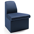 GLOBAL Braden™ Modular Lounge Seating - Corner Unit 60° Outside