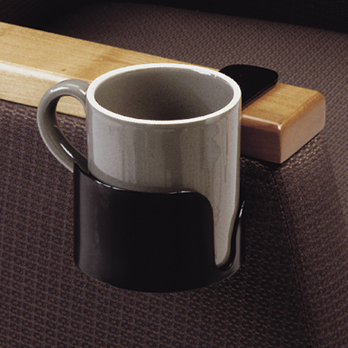 HPFI® Genesis Mobile Team Chair - Cup Holder