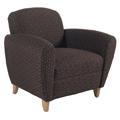 HPFI® Lauren Lounge Seating - Fabric Club Chair