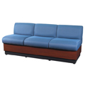 HPFI® Modular Lounge Seating -  Lounge Sofa, Fabric