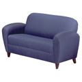 HPFI® Lauren Lounge Seating - Fabric Loveseat
