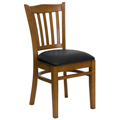 Hercules Vertical Back Chair- Vinyl