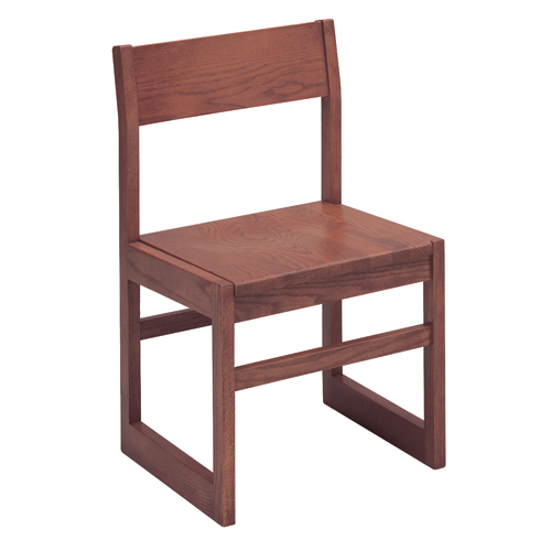 Russwood® Providence™ Wood Library Chair