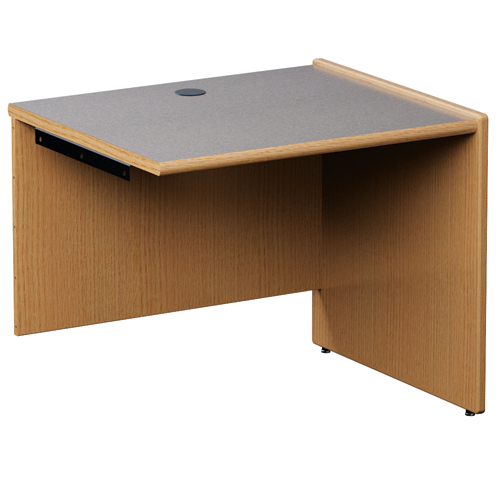 Russwood® Elite™ Flat Screen Computer Station - Adder