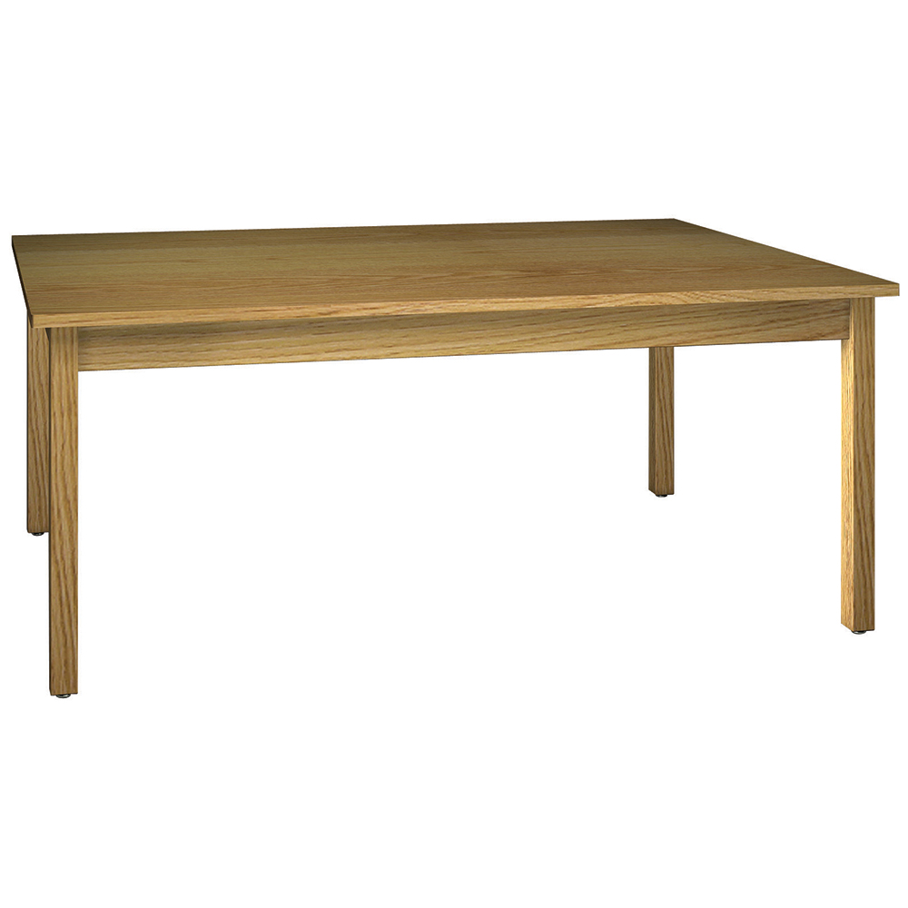 IRONWOOD Arches Library Table - Rectangular