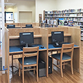Russwood® Elite™ Study Carrels