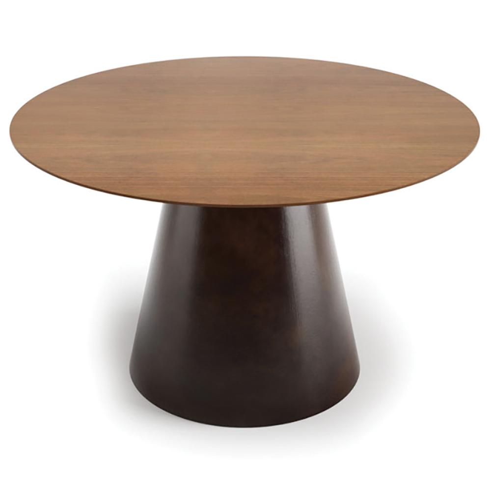 "JSI Moto Lounge Seating - 30"" Round Conical Base Table"