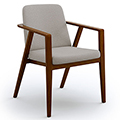 JSI Bourne Chair - Guest Chair